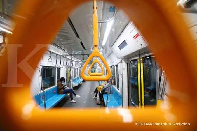MRT Jakarta lakukan perubahan jadwal operasi mulai 11 Februari 2021