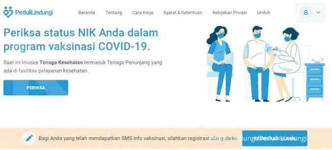 Vaksinasi Covid-19 dimulai, ini cara registrasi dan verifikasi penerima vaksin