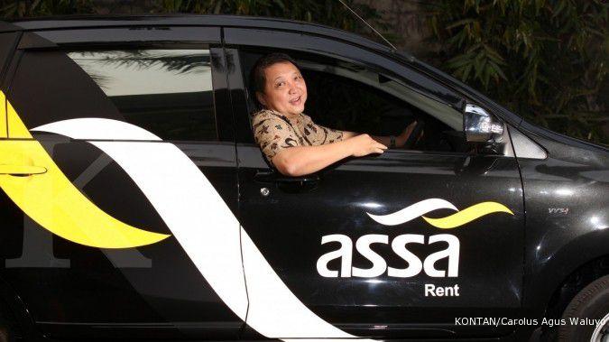 Pebisnis rental mobil melihat berkah efisiensi