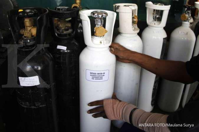 Apical bersama Tonoto Foundation salurkan oksigen ke pasien Covid-19 di Padang