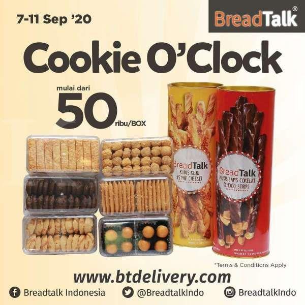 Promo BreadTalk 7-11 September 2020