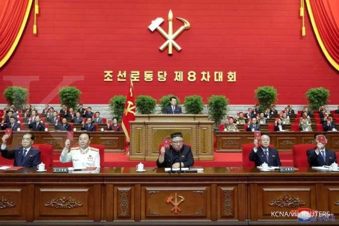 Kim Jong Un: AS musuh terbesar dan hambatan utama bagi perkembangan inovatif kami