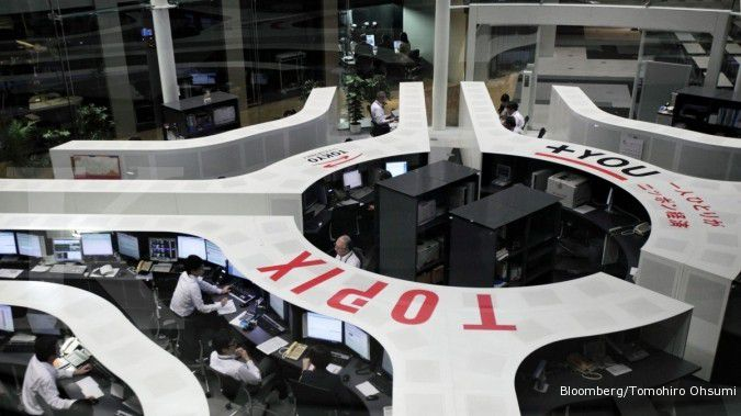 Aksi ambil untung reda di bursa Asia