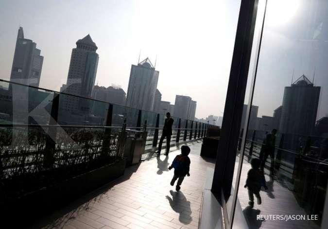 Moody's: Pertumbuhan ekonomi China hanya 5,2% akibat virus corona