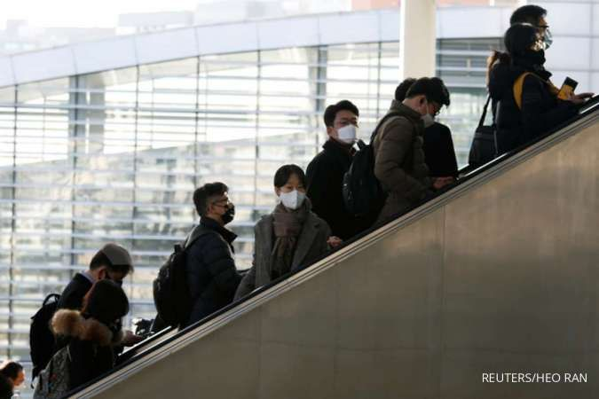 Korea Selatan melaporkan kematian pertama orang terjangkit virus corona