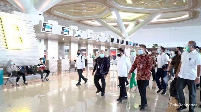 Awali Kunker Jateng-DIY, Menteri Suharso  Pastikan Peran Bandara YIA untuk Pemulihan Ekonomi