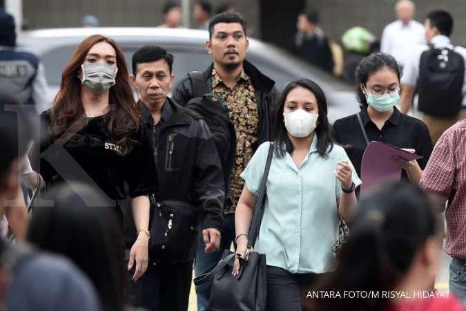 Wajib pakai masker, kalau tidak dilarang naik MRT
