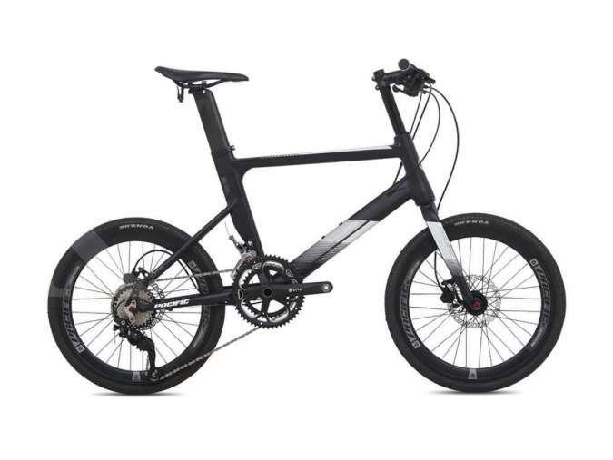 Lincah dan tangguh! Harga sepeda mini velo Pacific Clash 5.0 masih ramah di kantong