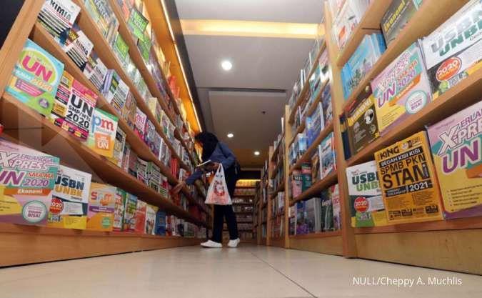 Asyik, Gramedia membuka akses baca gratis ebooks