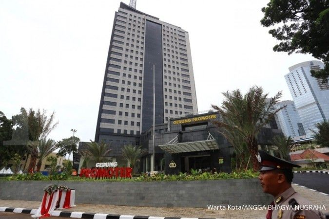 Ilham Bintang melaporkan kasus pembobolan rekening ke Polda Metro Jaya