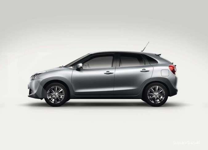 Harga mobil bekas Suzuki Baleno