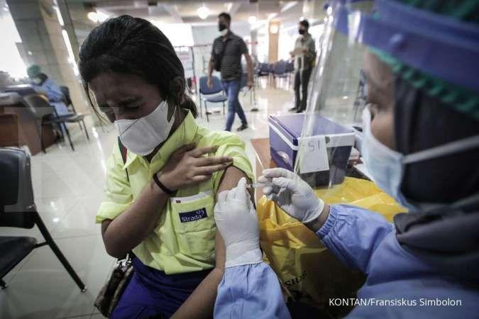Vaksin corona untuk remaja 12-17 tahun