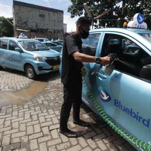Jelang Pembatasan Mobilitas di Jakarta, Bluebird Pastikan Jangkauan dan Ketersediaan Layanan bagi Masyarakat