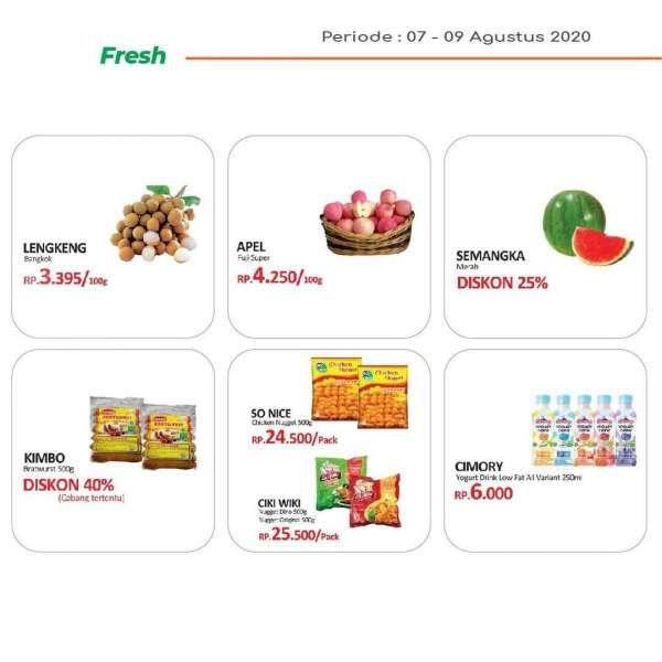 Promo Harga Heran Yogya Supermarket 7 9 Agustus 2020