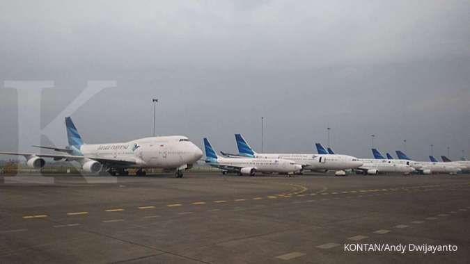 Garuda Indonesia (GIAA) jalin kerja sama dengan agen travel Haji Khusus dan Umrah