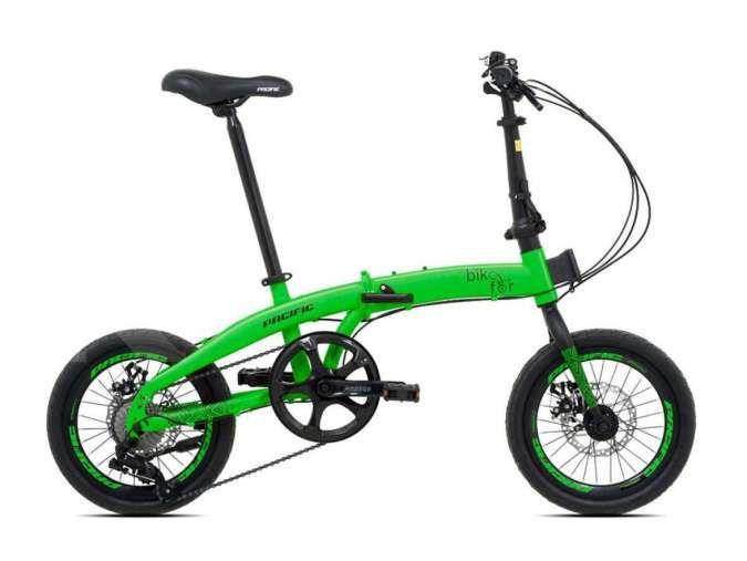 Baru, harga sepeda lipat Pacific 2980 RX 6.8 dipatok murah meriah