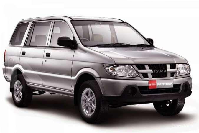 Mulai Rp 100 jutaan, harga mobil bekas Isuzu Panther dapat generasi ini