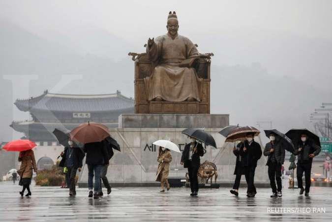 Tren corona harian naik, Korea Selatan putuskan kebijakan jarak sosial besok (27/12)