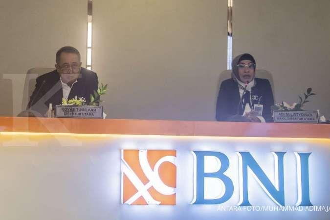 Bank Negara Indonesia (BBNI) berencana gelar rights issue