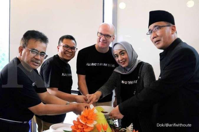 Kuartal-I 2020, kinerja Asuransi Syariah Allianz tumbuh signifikan