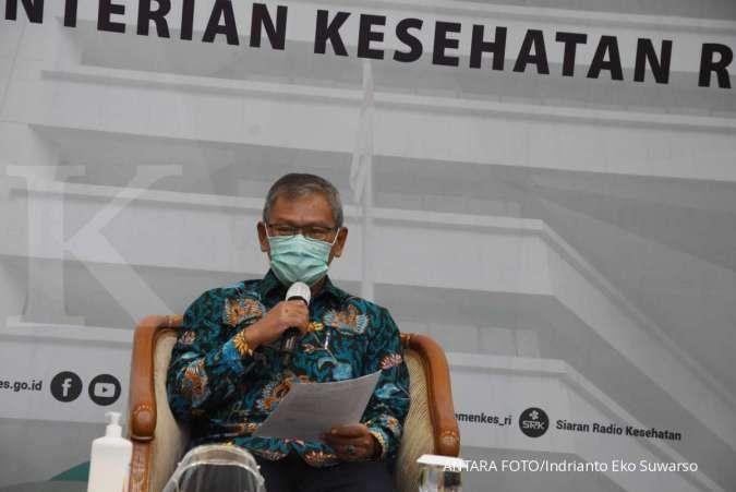 Achmad Yurianto tak lagi menjabat sebagai Dijen P2P Kemenkes, ini jabatan barunya