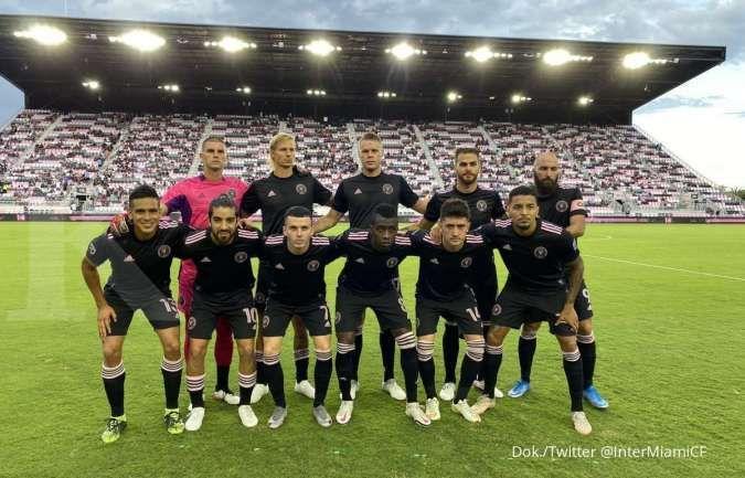 Inter Miami klub MLS yang siap jemput Lionel Messi dari Barcelona