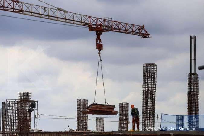 Pertumbuhan ekonomi Indonesia tercatat minus 0,74% pada kuartal I-2021