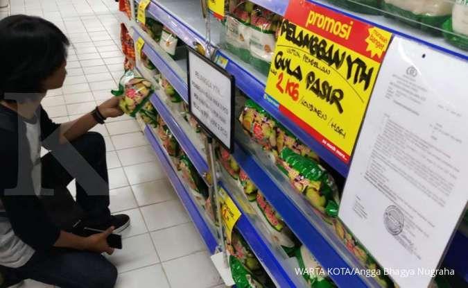 BPS catat inflasi bulan Maret 2020 di DKI Jakarta sebesar 0,33%
