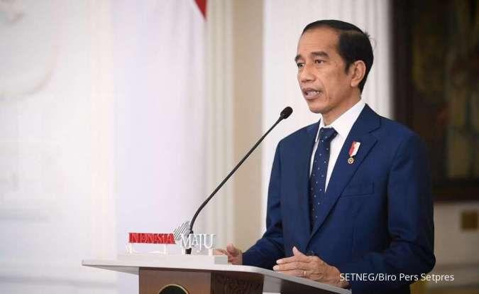 Jokowi: Kontribusi ekspor UMKM hanya 13%