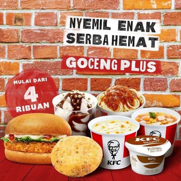 Promo KFC Goceng Plus 7-28 Oktober 2021