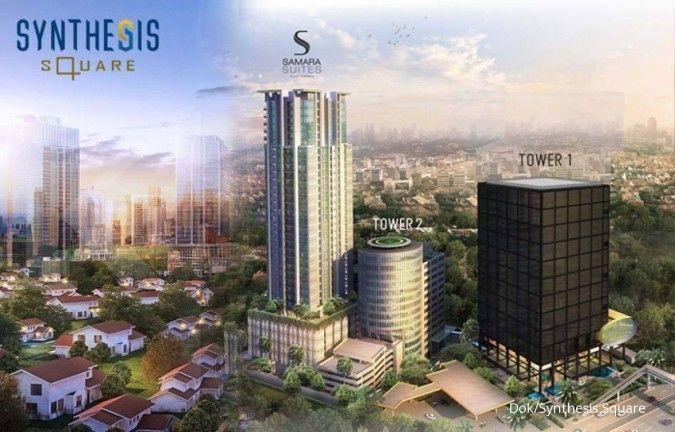 Synthesis Development mulai serah terima unit Samara Suites April 2021