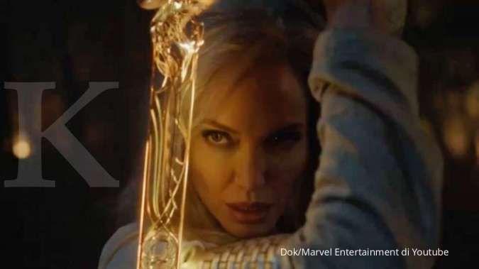 Marvel rilis judul film-film terbaru hingga 2023, tonton Angelina Jolie di Eternals