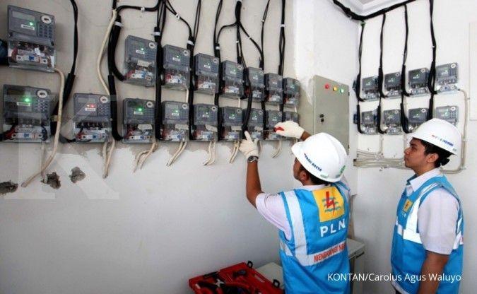 Pemerintah menurunkan tarif listrik golongan rendah non subsidi untuk periode Oktober 2020 hingga Desember 2020.