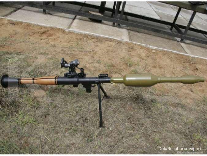 RPG-7V2, peluncur granat legendaris Uni Soviet yang makin mematikan