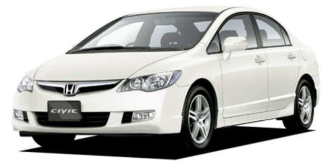 Harga mobil bekas Honda Civic tipe ini murah per Oktober 2021, di bawah Rp 100 juta