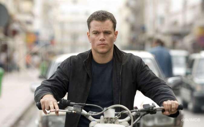 Film terlaris Matt Damon, penggemar setia wajib nonton