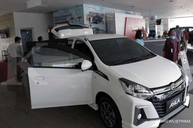 Penjualan mobil Astra International (ASII) konsisten naik di lima bulan terakhir