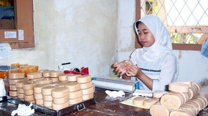Sabun Mandi Buatan Indonesia Laris Manis Di China