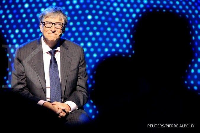 Dari Bill Gates hingga Michael Dell, ini daftar miliarder dunia yang drop out kuliah