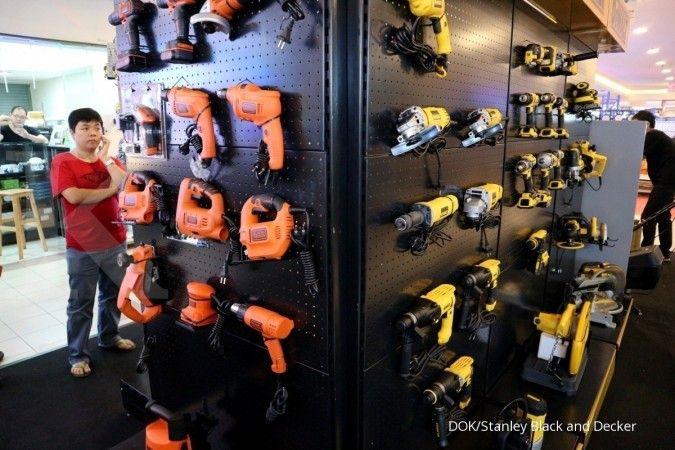 Perluas pasar daerah, Stanley Black & Decker buka showroom di Semarang