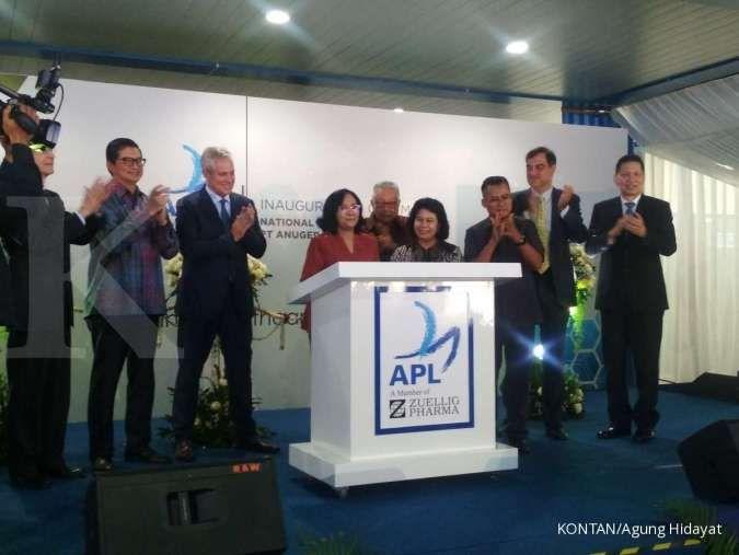 Anugrah Pharmindo rampungkan gudang senilai Rp 300 miliar