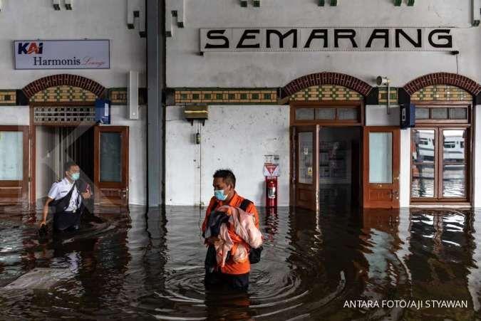Dilanda Banjir, Pertamina pastikan layanan operasional Semarang tetap jalan