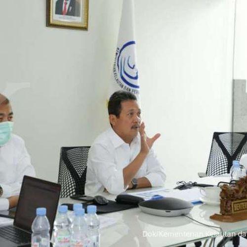 Dukung Percepatan Pembangunan Infrastruktur Pengembangan Wilayah Provinsi Riau, Ini Langkah KKP