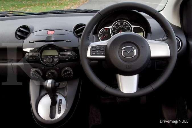 Harga mobil Mazda 2 bekas (Hatchback)