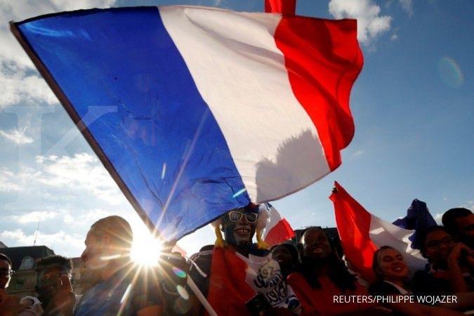 Sempat lewat Selat Sunda, Prancis kerahkan kapal selam nuklir ke Laut China Selatan