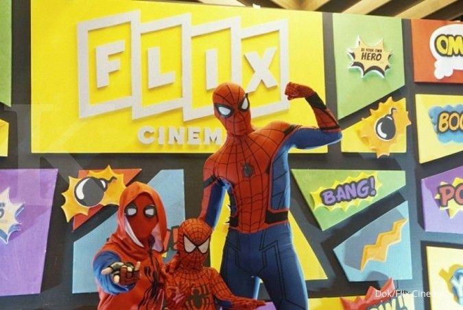 Begini standar keamanan di bioskop yang diterapkan Flix Cinema