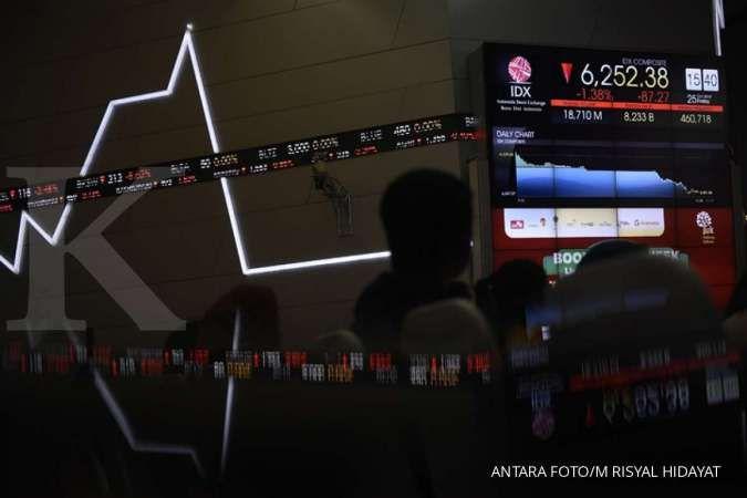Masuk UMA, harga saham Singaraja Putra (SINI) masih mentok auto reject atas