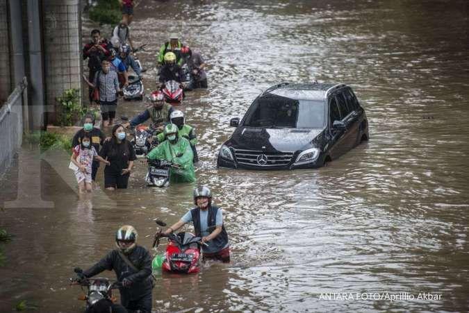 Akademisi Trisakti: Banjir kali ini menunjukkan Pemprov DKI belum bisa mengatasi