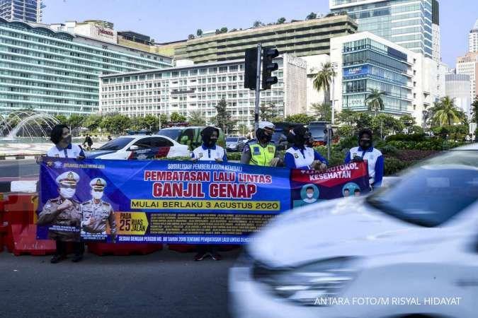 Bila hal ini terjadi, maka ganjil genap di DKI Jakarta berlaku untuk motor