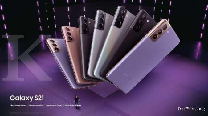 Spesifikasi dan harga Samsung Galaxy S21 di Indonesia, dibanderol mulai Rp 12 jutaan